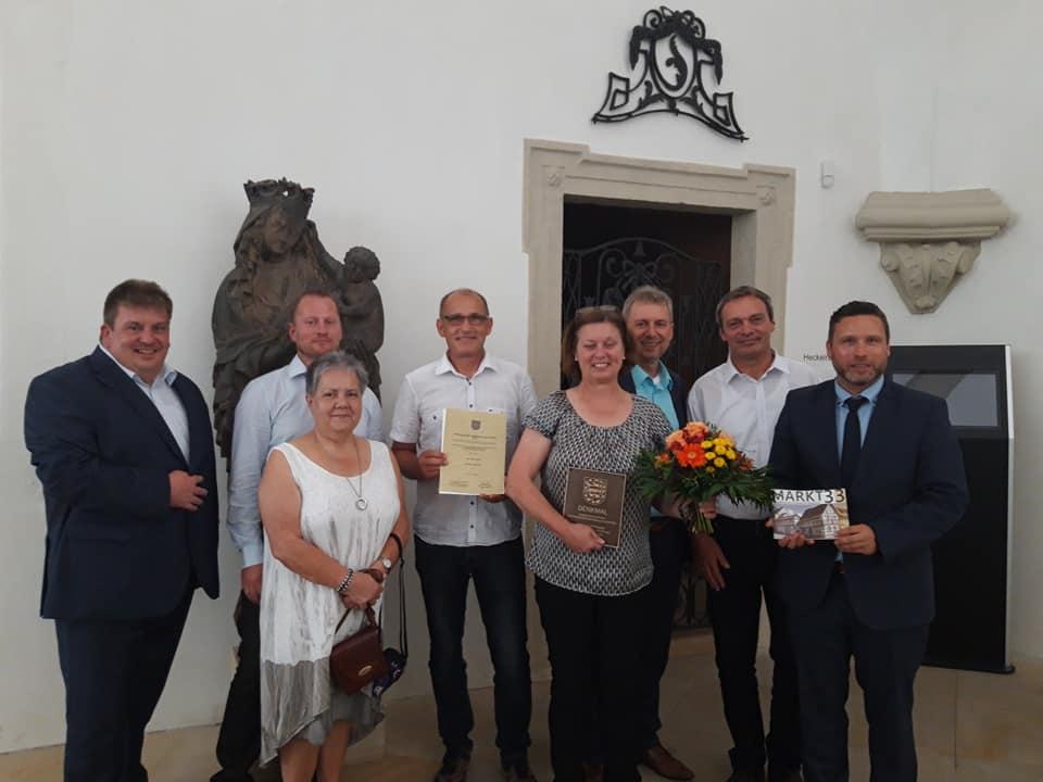 Thüringer Denkmalschutzpreis für Ummerstadt