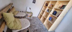 Lesen bildet! Erster Bücherschrank in Ummerstadt
